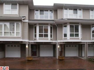 Photo 10: 5 8778 159TH Street in Surrey: Fleetwood Tynehead Townhouse for sale : MLS®# F1201106