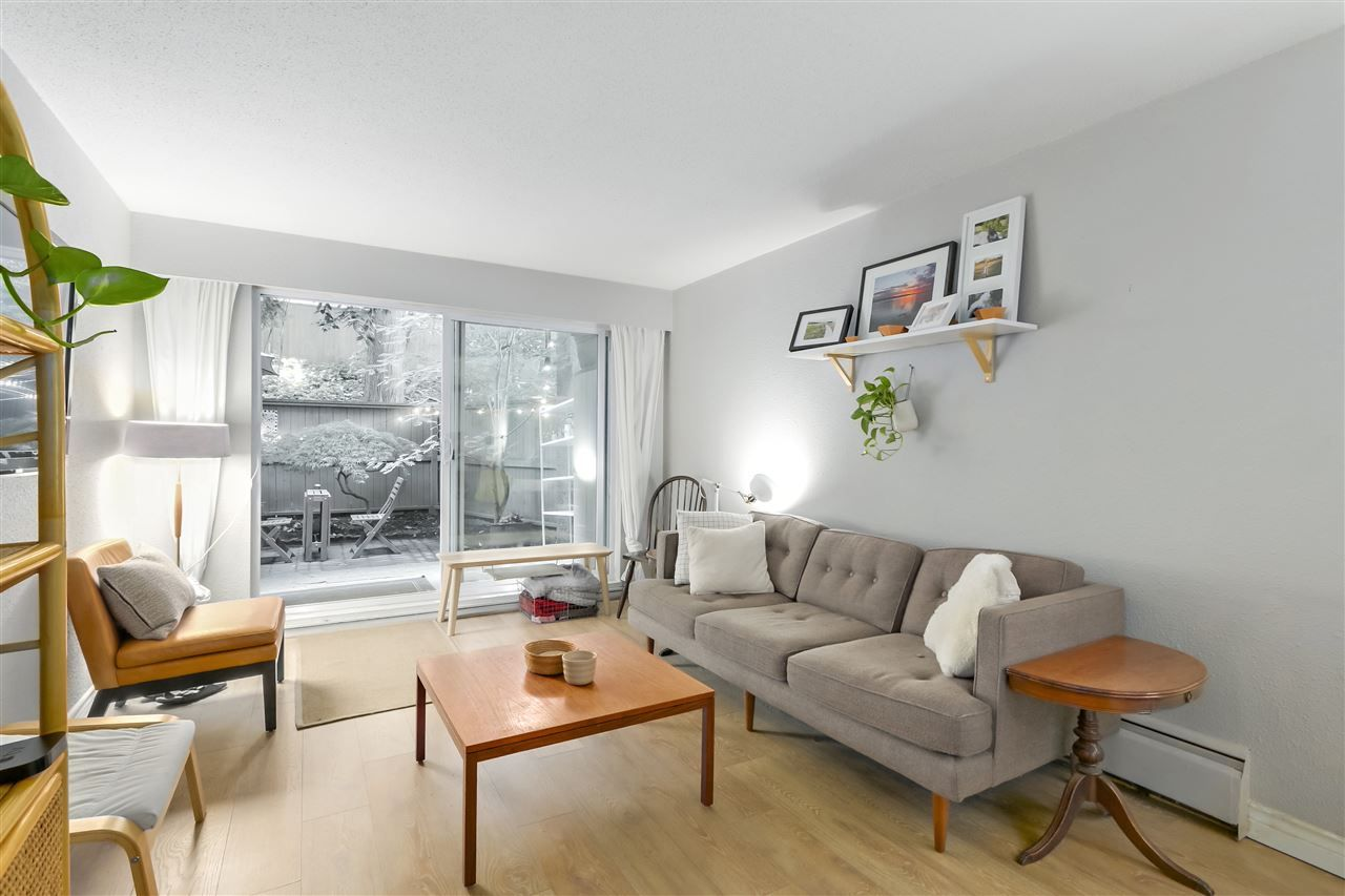"Main Photo: 719 774 GREAT NORTHERN Way in Vancouver: Mount Pleasant VE Condo for sale in ""Pacific Terraces"" (Vancouver East)  : MLS®# R2386489"