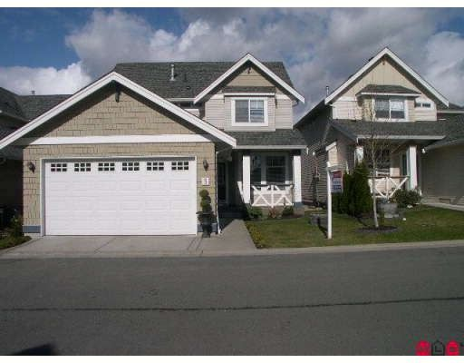 Main Photo: 5 7067 189TH Street in Surrey: Clayton House for sale (Cloverdale)  : MLS®# F2805431