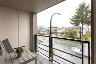 """Photo 14: 205 4550 FRASER Street in Vancouver: Fraser VE Condo for sale in """"CENTURY"""" (Vancouver East)  : MLS®# R2257241"""