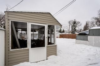 Photo 26: 238 Thompson Drive in Winnipeg: Jameswood Residential for sale (5F)  : MLS®# 202102267