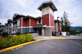 """Photo 1: 301 2238 WHATCOM Road in Abbotsford: Abbotsford East Condo for sale in """"WATERLEAF"""" : MLS®# R2492483"""