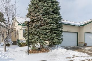 Photo 1: 25 Strathearn Gardens SW in Calgary: Strathcona Park Semi Detached for sale : MLS®# A1045110