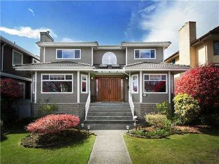Photo 1: 5625 COLUMBIA Street in Vancouver: Cambie House for sale (Vancouver West)  : MLS®# V1133361