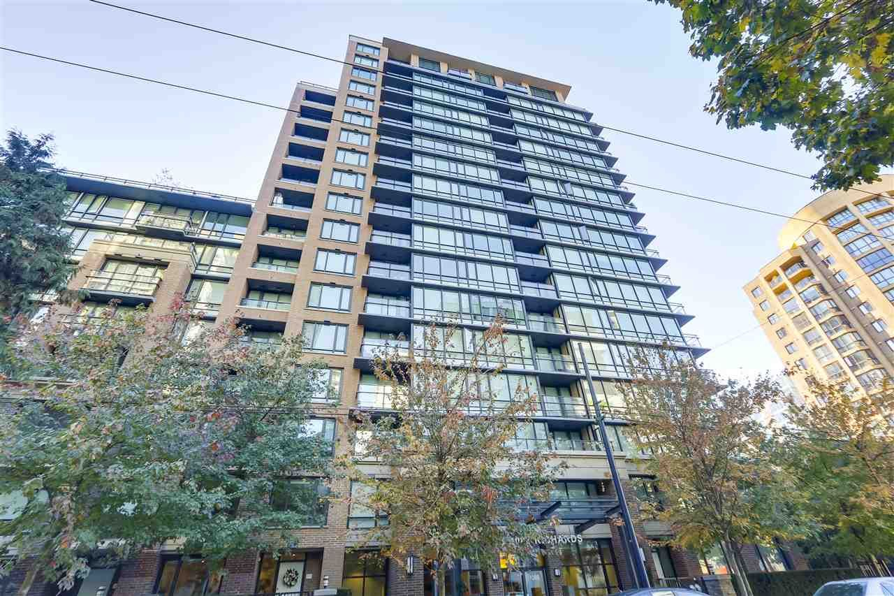 "Main Photo: 510 1088 RICHARDS Street in Vancouver: Yaletown Condo for sale in ""RICHARDS LIVING"" (Vancouver West)  : MLS®# R2314319"