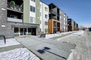 Photo 3: 1214 1317 27 Street SE in Calgary: Albert Park/Radisson Heights Apartment for sale : MLS®# A1070398