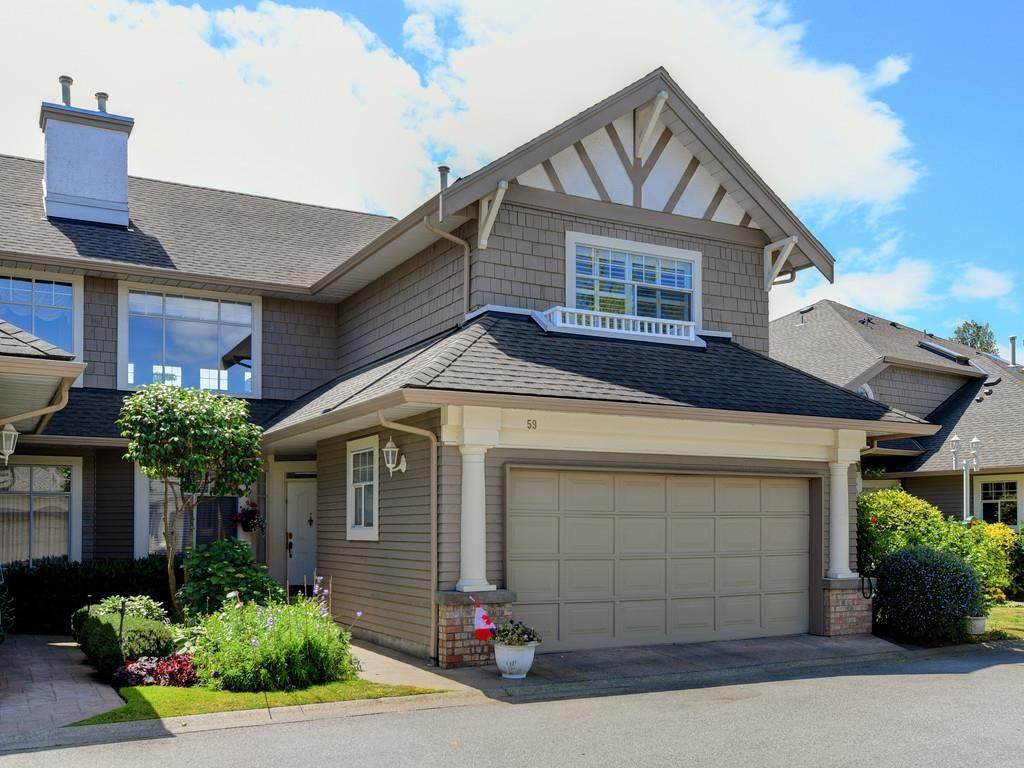 Main Photo: 59 5531 Cornwall Dr in Richmond: Terra Nova House for sale : MLS®# R2378752