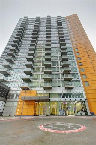 Photo 2: 1504 3830 Brentwood Road NW in Calgary: Brentwood Apartment for sale : MLS®# A1092969