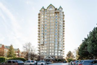 """Photo 1: 1006 1250 QUAYSIDE Drive in New Westminster: Quay Condo for sale in """"THE PROMENADE"""" : MLS®# R2460422"""