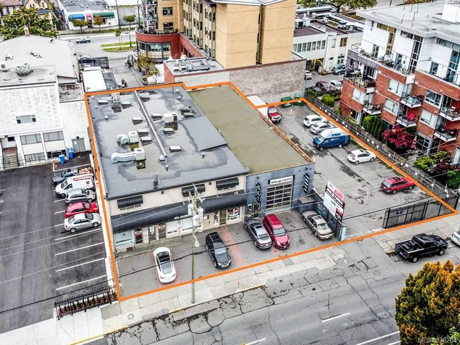 Main Photo: 920 Johnson St in : Vi Downtown Mixed Use for sale (Victoria)  : MLS®# 876204