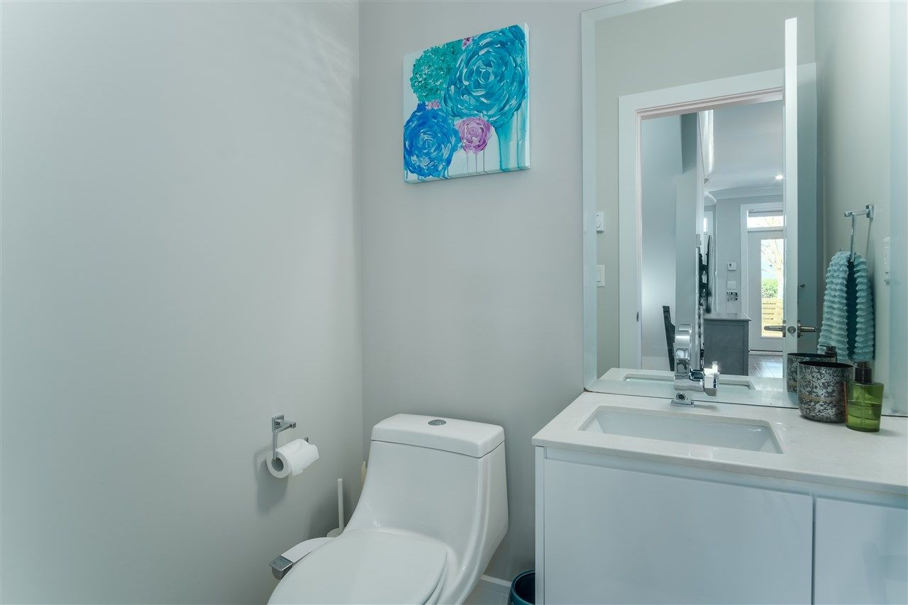 Photo 11: Photos: 3495 INVERNESS STREET in Vancouver: Knight Townhouse for sale (Vancouver East)  : MLS®# R2446835