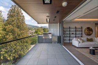 Photo 5: 603 2289 Bellevue Avenue in West Vancouver: Dundarave Condo for sale