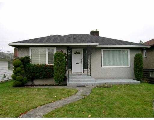 Main Photo: 5963 TODERICK Street in Vancouver: Killarney VE House for sale (Vancouver East)  : MLS®# V743551