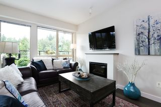 """Photo 4: 409 1330 MARINE Drive in North Vancouver: Pemberton NV Condo for sale in """"The Drive"""" : MLS®# R2179113"""
