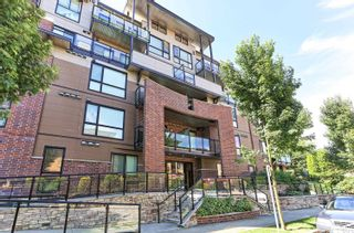 """Photo 3: 508 2214 KELLY Avenue in Port Coquitlam: Central Pt Coquitlam Condo for sale in """"SPRING"""" : MLS®# R2596495"""