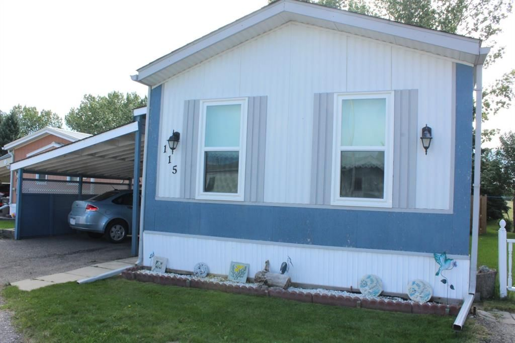 Main Photo: 115 Home Bay: High River Mobile for sale : MLS®# A1144428