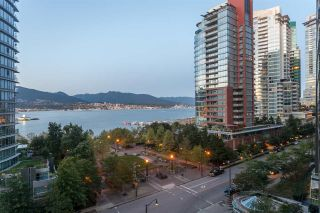 """Photo 2: 904 1205 W HASTINGS Street in Vancouver: Coal Harbour Condo for sale in """"CIELO"""" (Vancouver West)  : MLS®# R2202374"""