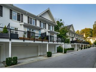 """Photo 36: 67 288 171 Street in Surrey: Pacific Douglas Townhouse for sale in """"THE CROSSING"""" (South Surrey White Rock)  : MLS®# R2547062"""