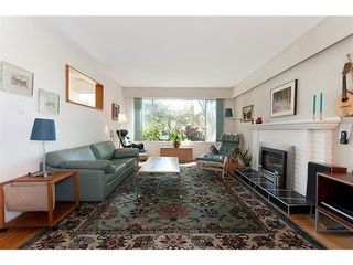 Photo 2: 3857 24TH Ave W in Vancouver West: Dunbar Home for sale ()  : MLS®# V950596
