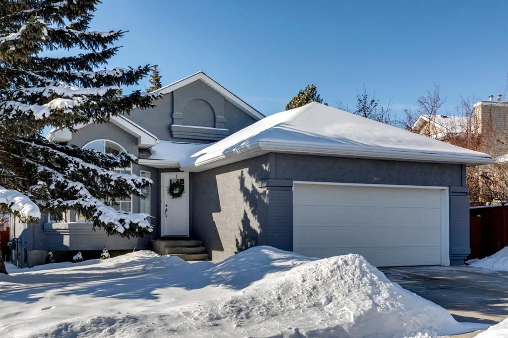 Main Photo: 266 Banister Drive: Okotoks Residential for sale : MLS®# A1070083