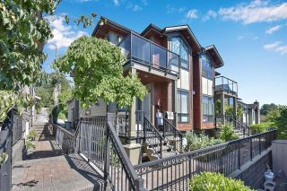 Photo 1: 1430 BEWICKE Avenue in North Vancouver: Central Lonsdale 1/2 Duplex for sale : MLS®# R2597299