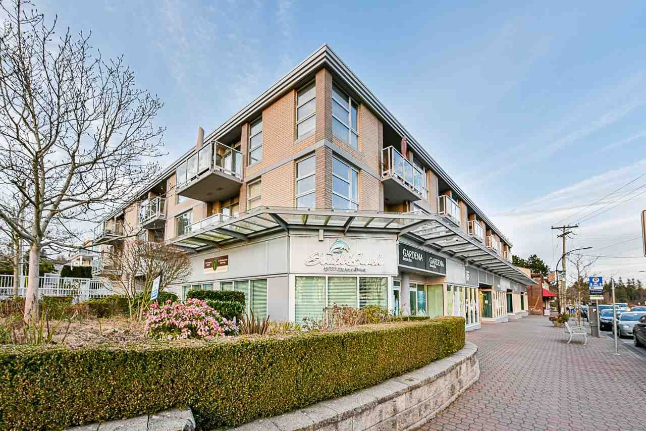 "Main Photo: 211 15777 MARINE Drive: White Rock Condo for sale in ""Southbeach"" (South Surrey White Rock)  : MLS®# R2536925"