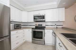 """Photo 5: 101 219 BEGIN Street in Coquitlam: Maillardville Townhouse for sale in """"PLACE FOUNTAINEBLEU"""" : MLS®# R2090733"""
