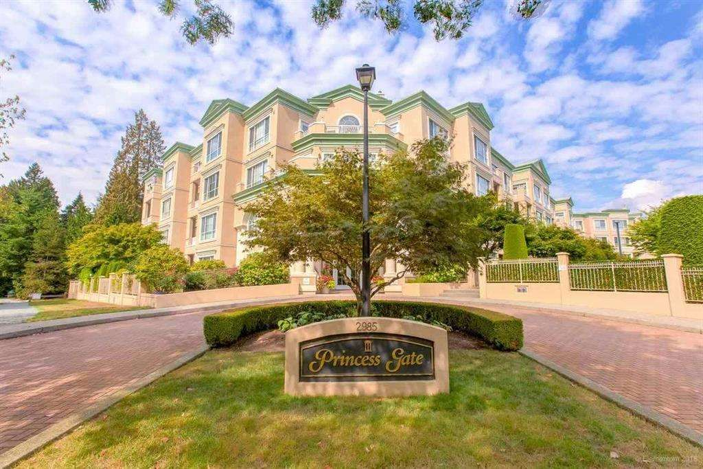 """Main Photo: 407 2985 PRINCESS Crescent in Coquitlam: Canyon Springs Condo for sale in """"PRINCESS GATE"""" : MLS®# R2441436"""