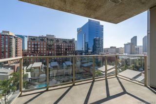 Photo 2: DOWNTOWN Condo for sale : 1 bedrooms : 800 The Mark Ln #608 in San Diego