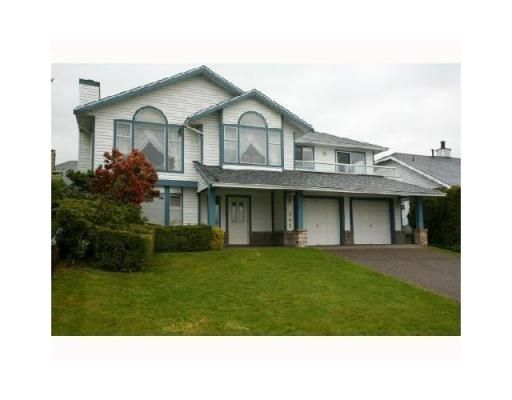 Main Photo: 2893 DELAHAYE DR in Coquitlam: House for sale : MLS®# V845087