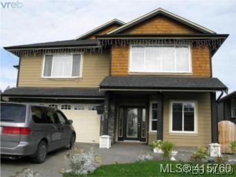 Main Photo: 794 Harrier Way in VICTORIA: La Bear Mountain House for sale (Langford)  : MLS®# 824639