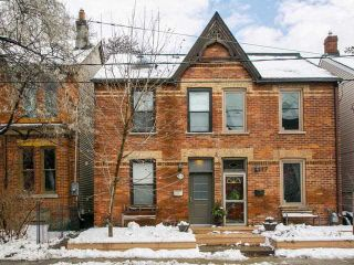 Photo 1: 119 Hamilton Street in Toronto: South Riverdale House (2 1/2 Storey) for sale (Toronto E01)  : MLS®# E3681765