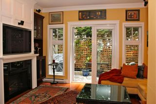 Photo 10: 1709 MAPLE Street in Vancouver: Kitsilano Townhouse for sale (Vancouver West)  : MLS®# V1066186