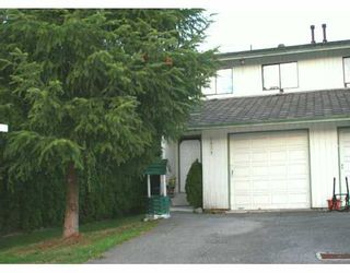 Photo 1: 1939 LEACOCK Street in Port Coquitlam: Mary Hill Townhouse for sale : MLS®# V609676