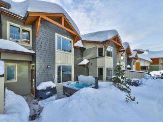 Photo 15: 10 5025 VALLEY DRIVE in Kamloops: Sun Peaks Townhouse for sale : MLS®# 160408