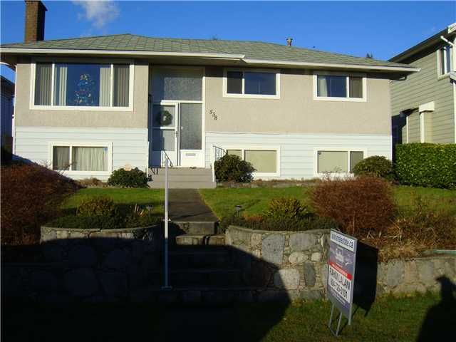 FEATURED LISTING: 538 2ND Street East North Vancouver