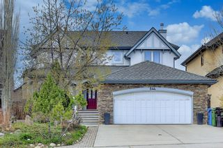 Main Photo: 544 Tuscany Springs Boulevard NW in Calgary: Tuscany Detached for sale : MLS®# A1134950