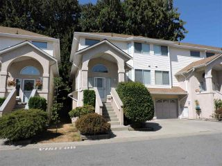 Main Photo: 28 32339 7TH AVENUE in Mission: Mission BC Townhouse for sale : MLS®# R2296619