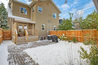 Photo 40: 2214 Broadview Road NW in Calgary: West Hillhurst Semi Detached for sale : MLS®# A1042467
