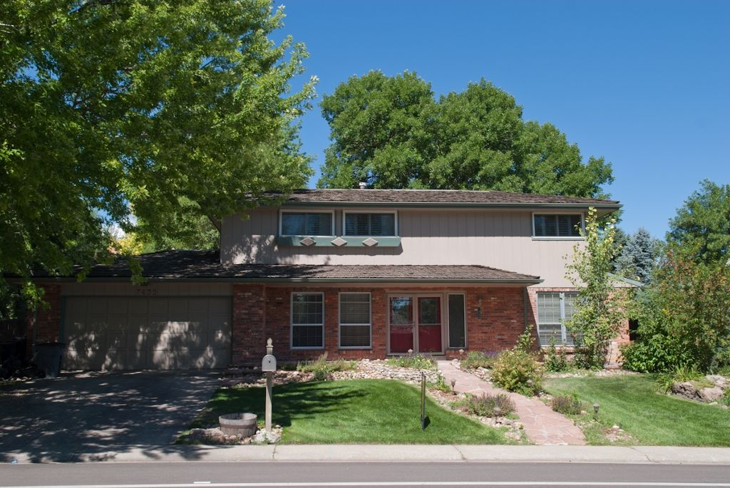 Main Photo: 7455 South Kendall Blvd in Littleton: House for sale : MLS®# 915573