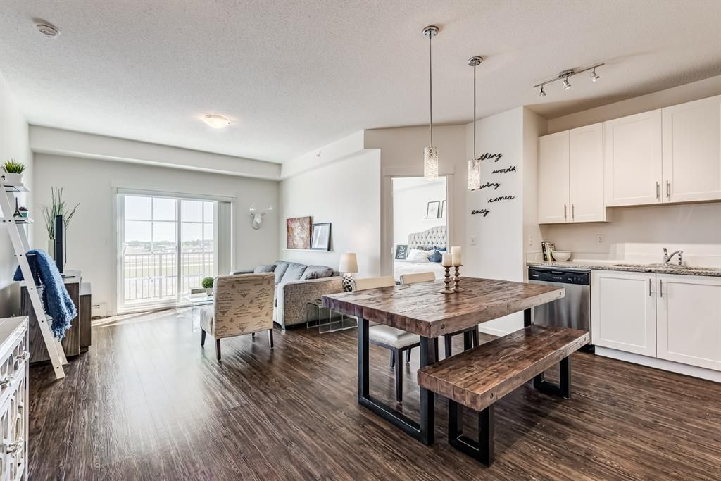 Main Photo: 2412 755 Copperpond Boulevard SE in Calgary: Copperfield Apartment for sale : MLS®# A1127178