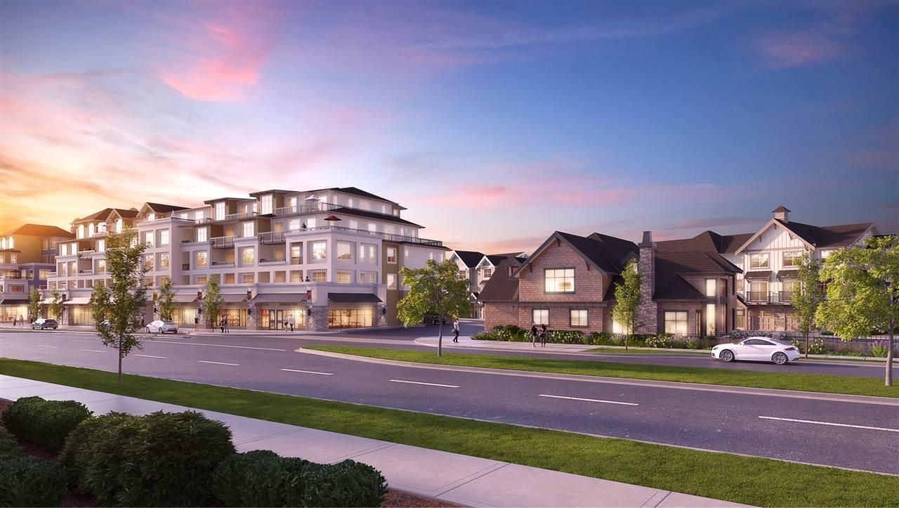 """Main Photo: B519 20487 65 Avenue in Langley: Willoughby Heights Condo for sale in """"TOWNSHIP COMMONS"""" : MLS®# R2579784"""