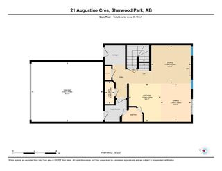 Photo 44: 29 21 AUGUSTINE Crescent: Sherwood Park House Half Duplex for sale : MLS®# E4256271