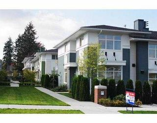 "Photo 1: 21 6539 ELGIN Avenue in Burnaby: Forest Glen BS Townhouse for sale in ""OAKWOOD"" (Burnaby South)  : MLS®# V687530"