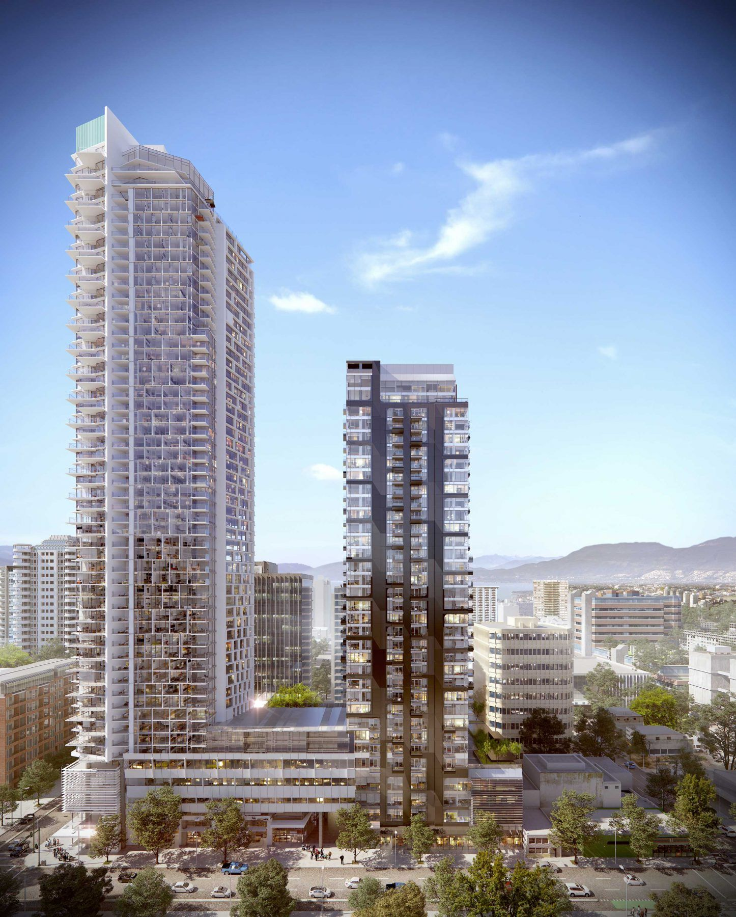 Main Photo: 3408 1261 Hornby Street in Vancouver: Downtown VW Condo for sale (Vancouver West)