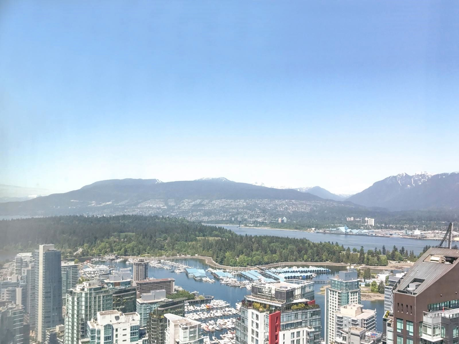 """Main Photo: 5506 1151 W GEORGIA Street in Vancouver: Coal Harbour Condo for sale in """"Trump Vancouver Residences"""" (Vancouver West)  : MLS®# R2624885"""