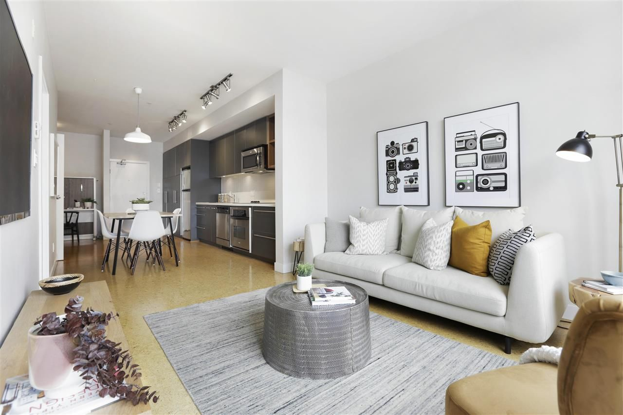 """Main Photo: 212 2828 MAIN Street in Vancouver: Mount Pleasant VE Condo for sale in """"Domain"""" (Vancouver East)  : MLS®# R2576871"""