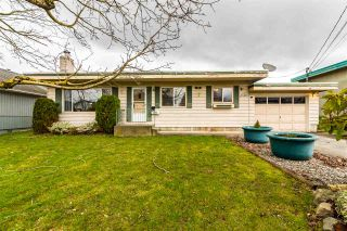 Photo 1: 45603 REECE Avenue in Chilliwack: Chilliwack N Yale-Well House for sale : MLS®# R2542912