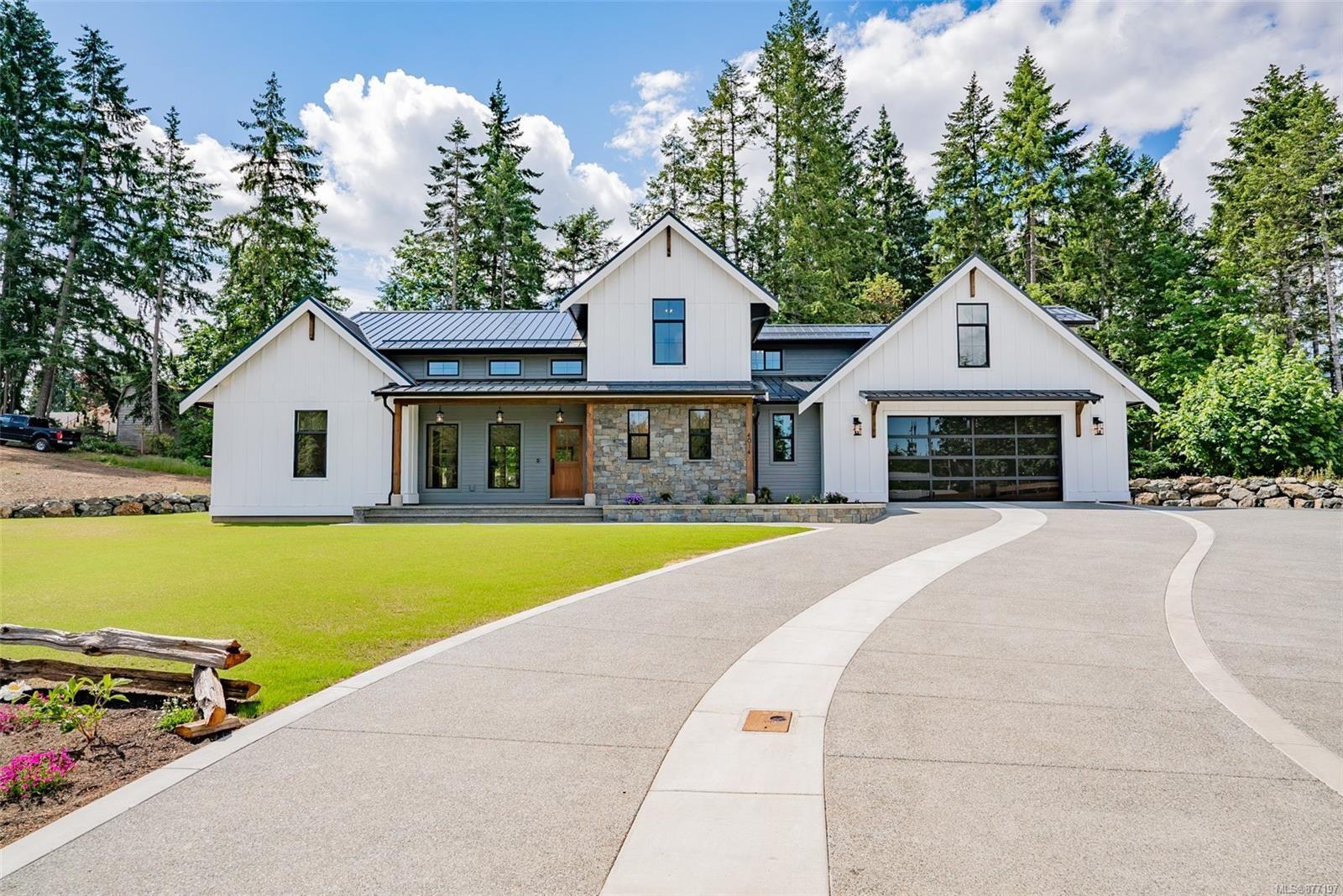 Main Photo: 4014 Wellburn Pl in : Du East Duncan House for sale (Duncan)  : MLS®# 877197