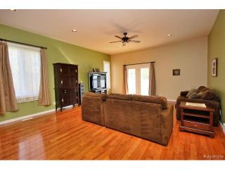 Photo 8: 12 Spillway Cove in STMALO: Manitoba Other Residential for sale : MLS®# 1423600